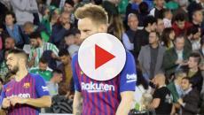 Inter calciomercato, Rakitic: primi contatti con il Barcellona, ci sarebbe anche lo United