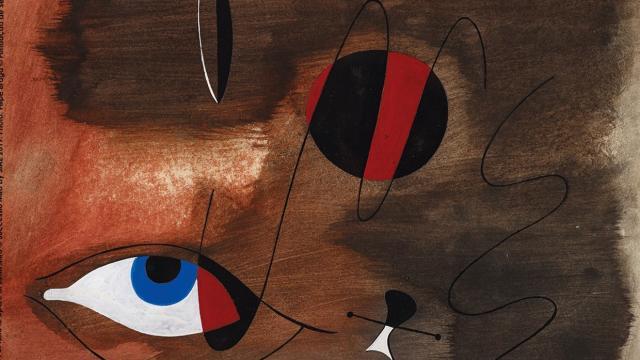 Napoli, mostra di Miró: 80 opere dell'artista catalano al Pan