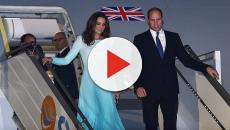 Kate Middleton and Prince William arrive in Pakistan amid heavy security