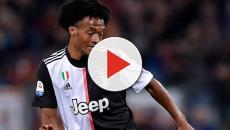 Juventus, Cuadrado ricoperto di insulti dai tifosi dell'Inter per l'infortunio di Sanchez