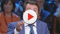 Scontro in TV tra Matteo Renzi e Matteo Salvini, dibattito a 'Porta a Porta'