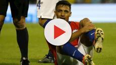 Inter, infortunio Sanchez, Rueda: 'Se si opererà starà fermo almeno due o tre mesi'