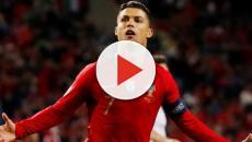 Cristiano Ronaldo: 700° gol in carriera contro l'Ucraina, che batte 2-1 il Portogallo