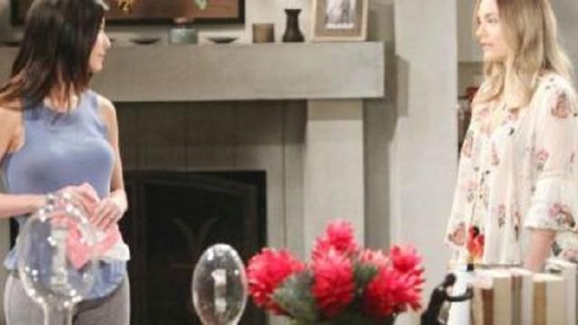 Beautiful, spoiler puntate americane: Hope dirà a Steffy di essere l'unica donna per Liam