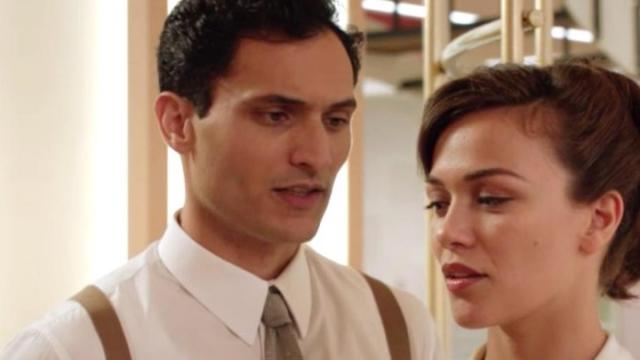 Il Paradiso delle signore, Marta e Vittorio non potranno partire per il viaggio di nozze