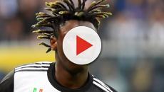 Juventus: Moise Kean delude le aspettative dell' Everton