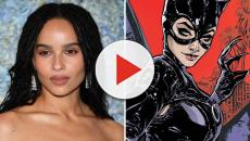 Zoe Kravitz to play Catwoman in upcoming