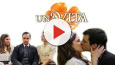 Una Vita anticipazioni: Celia si ammala, Felipe ha paura che muoia