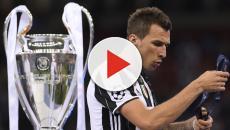 Mercato Juve in uscita: Mandzukic-United, l'offerta al croato sarebbe al ribasso