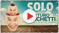 Arturo Brachetti, torna lo show 'Solo': si parte dal 19 ottobre