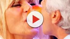 Uomini e Donne, il gioco della mela tra Gemma e Jean regala momenti di allegria