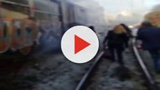 Treano Baiano-Napoli, passeggeri riportano scene di panico per un guasto: Eav smentisce