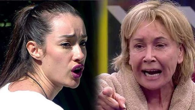 'GH VIP 7': Continúa el conflicto de Mila Ximénez con Adara Molinero y Gianmarco Onestini