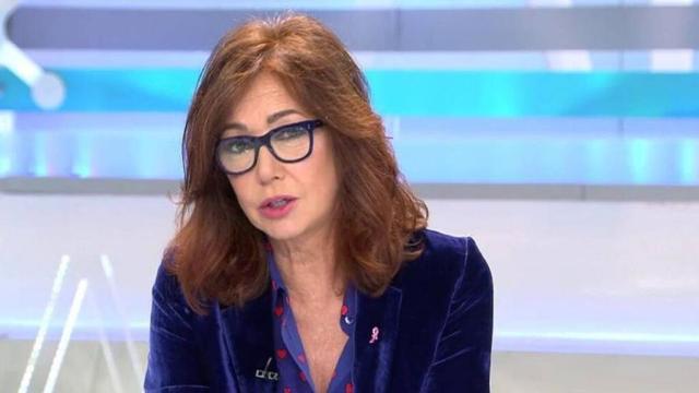 Ana Rosa llama 'cobarde' al agresor de la mujer que se burlaba de los independentistas