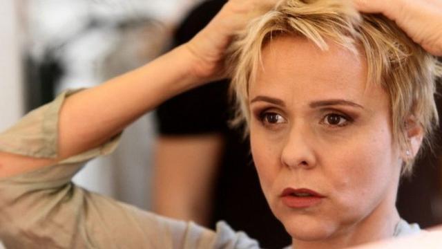 Giulia Gum, atriz da Globo, é internada em clínica, revela colunista