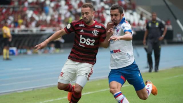 Fortaleza x Flamengo: possíveis escalações, arbitragem e onde assistir ao vivo