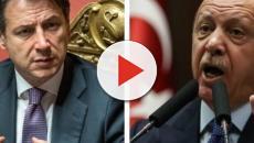 Conte ad Erdogan: