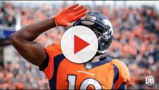 New England Patriots inquired about the availability of Emmanuel Sanders