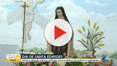 Devotos celebram dia de Santa Edwiges, santa do endividados