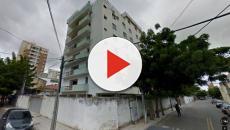 Homem espera notícias de irmão que fazia serviço em prédio que desabou