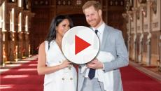 Archie has ginger colored hair like his dad Prince Harry - Markle says