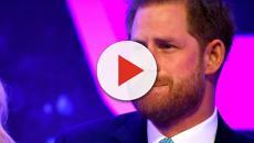 El príncipe Harry llora en público al hablar del nacimiento de su hijo