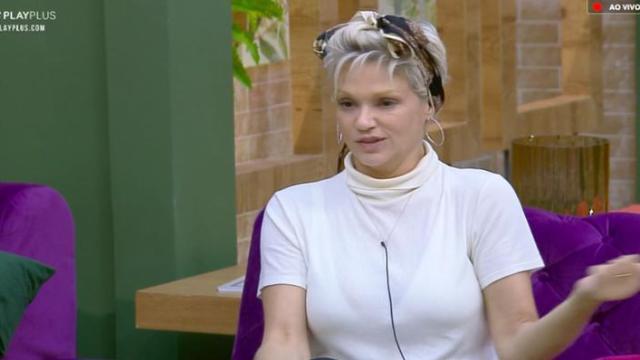 Andréa Nóbrega acusa Lucas de causar punição de propósito