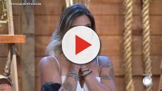 'A Fazenda': público critica da transmissão ao vivo durante entrevista de Tati Dias