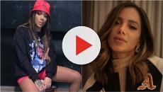 Ludmilla evita 'assunto Anitta' em coletiva e diz: 'por muito tempo eu fui engolindo sapo'