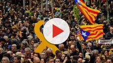 Indipendenza Catalana, oggi a Barcellona ci sarà una grande manifestazione
