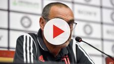 Juventus-Bologna, Sarri: 'La classifica non ci interessa, dobbiamo a giocare meglio'