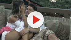 'A Fazenda': Hariany não quer 'intimidade' com Lucas, pois teme transmissão da cena