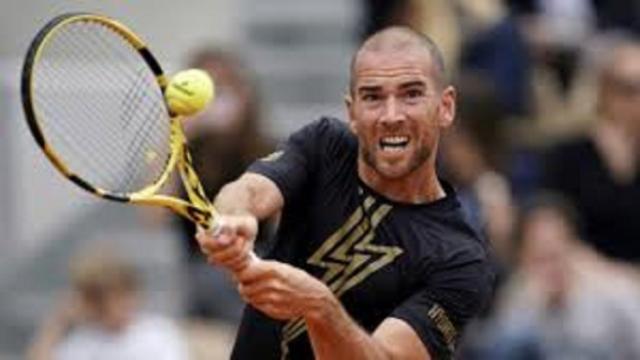 ATP Moscou : Adrian Mannarino dans le dernier carré