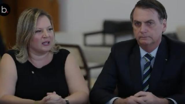 Joice Hasselmann denuncia milícia digital pró-Bolsonaro