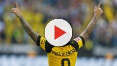 Champions League, Alcacer potrebbe saltare la sfida Inter-Borussia Dortmund