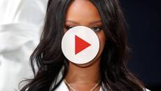 Rihanna luce su nuevo traje de baño en la red social Instagram
