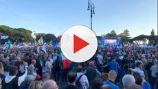 Roma: oggi 19 ottobre, il centrodestra italiano scende unito in piazza