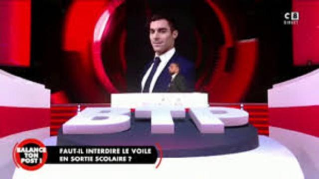 Affaire Odoul - Hanouna : les deux hommes s'insultent sur Twitter