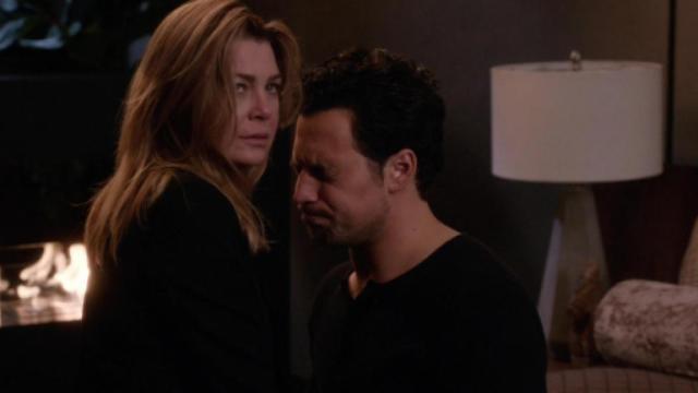 Grey's Anatomy USA 16x05: Meredith Grey si esaminerà sui sentimenti che la legano a Andrew