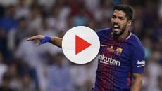 Luis Suarez devient le 4e meilleur buteur du Barça