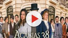 Una Vita, trame iberiche: Felipe torna tra le braccia di Genoveva