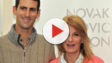 Djokovic, parla la mamma: 'Mio figlio meno amato perché gioca nell'era di Federer e Nadal'