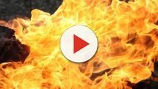 Torino, incendio alla Cavallerizza Reale: non ci dovrebbero essere feriti