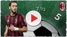 Milan-Lecce 2-2, le pagelle dei rossoneri: ottimo Calhanoglu