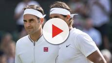 Federer: 'Vorrei insegnare all'accademia di Nadal', l'ironia di Rafa 'ci mandi il CV'