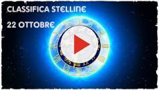 Oroscopo del 22 ottobre 1^ sestina, classifica stelline: Ariete al top