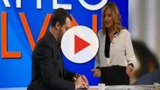 Myrta Merlino punge Salvini a L'aria che tira: 'Le offro una camomilla invece del mojito'
