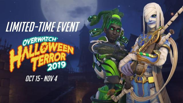 Halloween 2019 brings events for 'Overwatch,' 'Apex Legends' and more