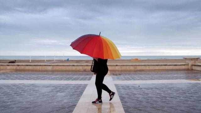 Una nueva DANA a España con lluvias torrenciales