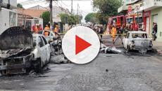 Avião pequeno cai em Belo Horizonte em bairro residencial e deixa três mortos